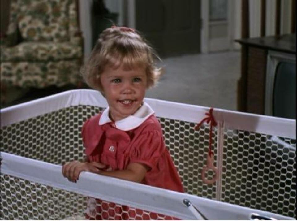 On this day in television history, I was born on Bewitched. Happy TV birthday to me! https://t.co/BAs4EJEZJC