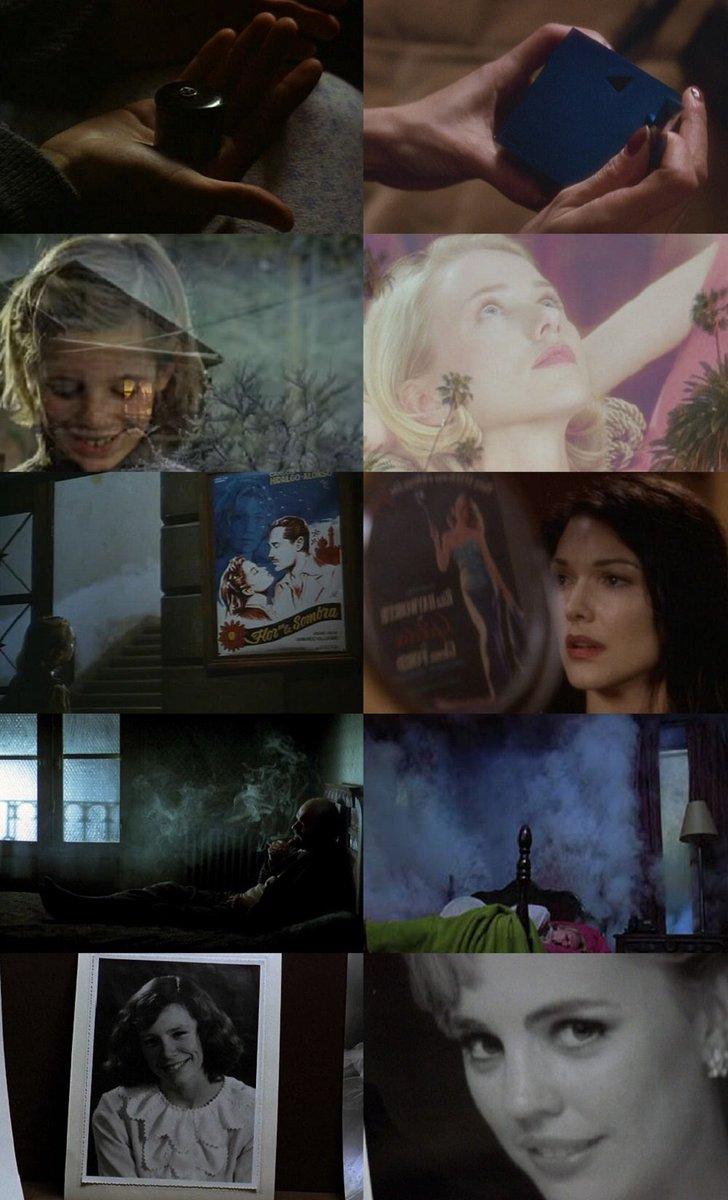El Sur/Mulholland Drive  #sidebyside #davidlynch #movies #film #cinema #MondayBlogs @DAVID_LYNCH #mulhollanddrive   http://www. pinnlandempire.com/2012/04/cinema -of-david-lynch-told-through.html?m=1 &nbsp; … <br>http://pic.twitter.com/s9bKRaERxY