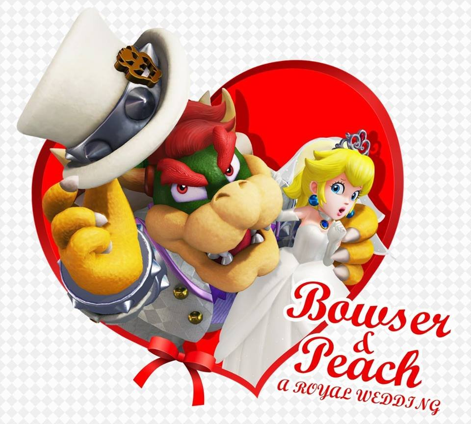 Doesn't Bowser know that a black hole will destroy the universe if he marries Peach like the last time he tried it? https://t.co/UUXgrYUNSF