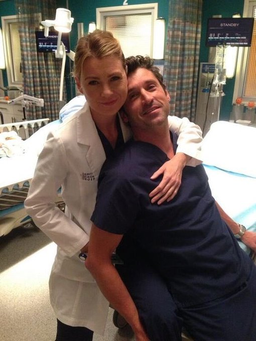 Happy Birthday Patrick Dempsey! Hope you have a great day!