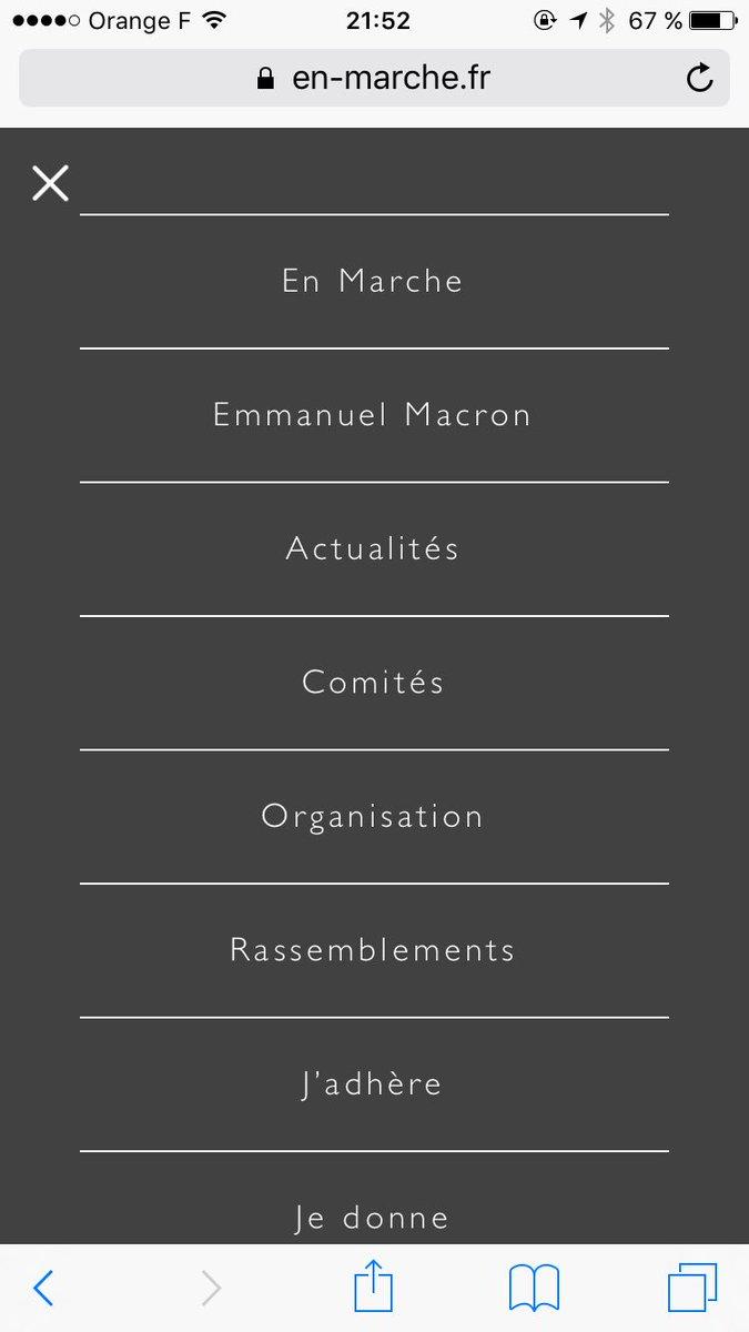 Quelqu&#39;un peut me dire ou est le programme de @EmmanuelMacron ? #Fillon2017 #FillonPresident<br>http://pic.twitter.com/Jjk6FcUjNP