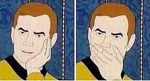 Cuando estas mirando American Horror Story con un amigo y tienes que pretender que no sabes lo que está pasando: