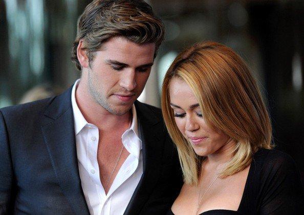 Miley Cyrus Wishes Liam Hemsworth Happy Birthday OnInstagram