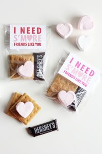 I NEED S\'MORE FRIENDS LIKE YOU & easy to make! DETAILS -->>
