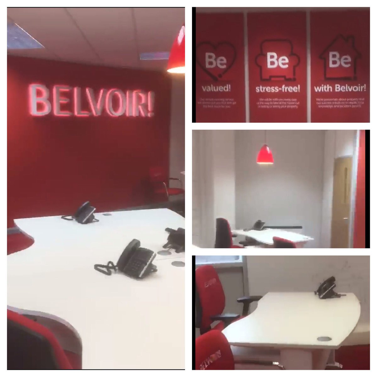 We&#39;re leading the way with our amazing new offices for #teambelvoir in #telford #Shropshire #property #estas #2017 <br>http://pic.twitter.com/Qgd4T99AYW