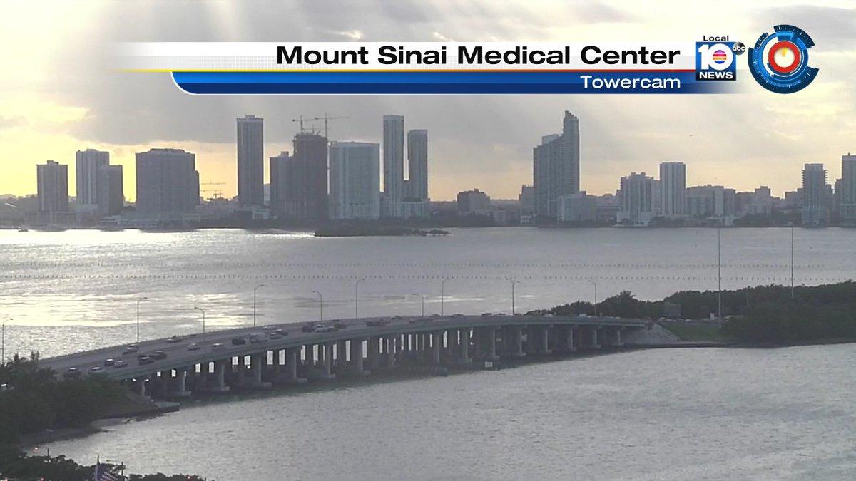Mount Sinai Medical Center : Pretty shot Mount Sinai Medical