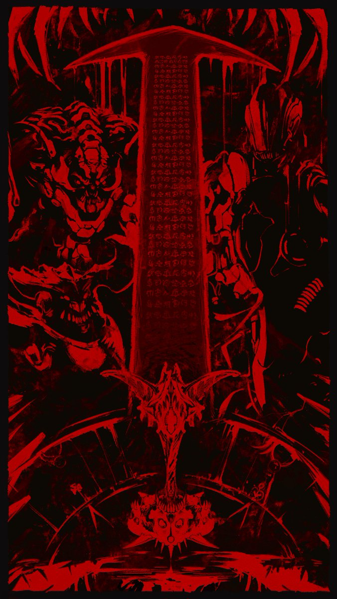 Danny On Twitter The One Any Only Aurahack Made This Insane Doom Tapestry To Celebrate Our Second Doc Series View Download Here Https T Co E9occyqtsu Https