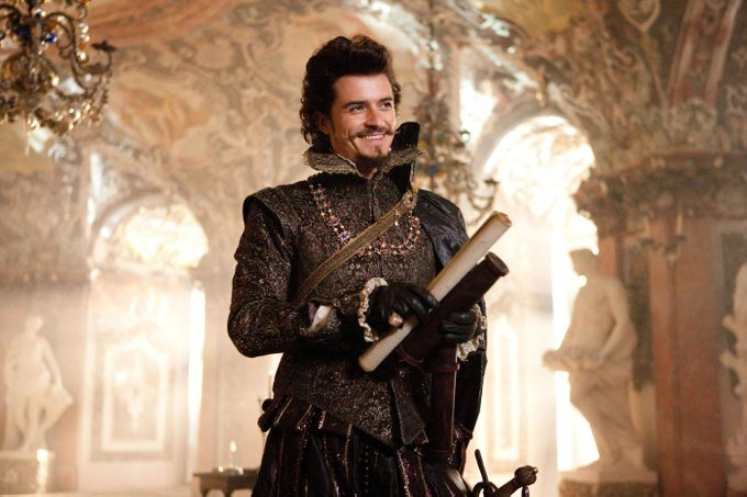 Happy Orlando Bloom\s birthday everyone! Watch Three Musketeers cause it is lit and he is great.