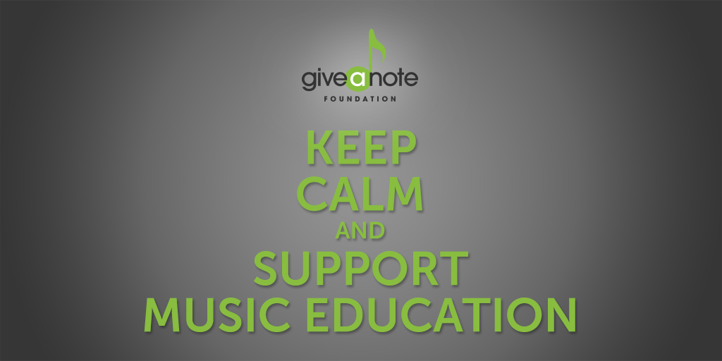 Help ALL students know what it&#39;s like to have a quality school #music program. Give the gift of music:  http:// bit.ly/GNFContribute  &nbsp;   #MusicEd <br>http://pic.twitter.com/thOAEm8igk
