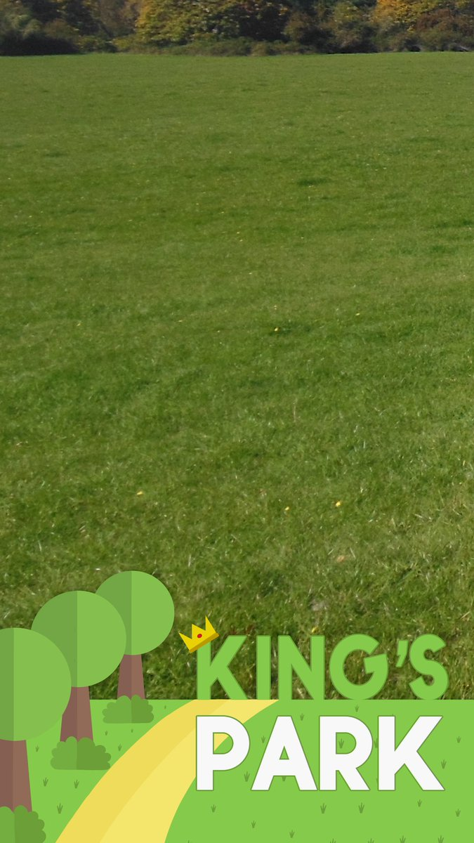 PSA: I&#39;ve added a new #Snapchat #Geofilter for King&#39;s Park Stirling! Should be available from tomorrow! More coming soon! #Stirling #filters<br>http://pic.twitter.com/dMKCmZGJeX