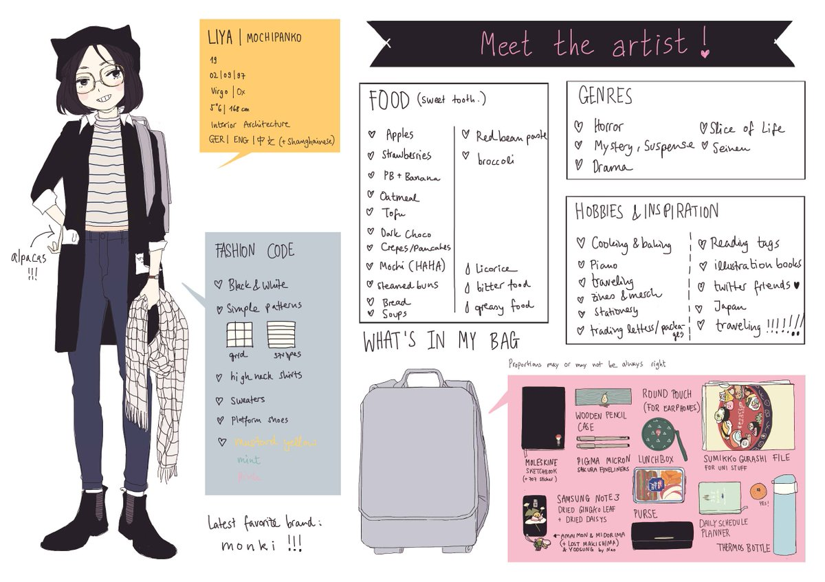 liya hiatus on twitter yataa i did another meet the artist