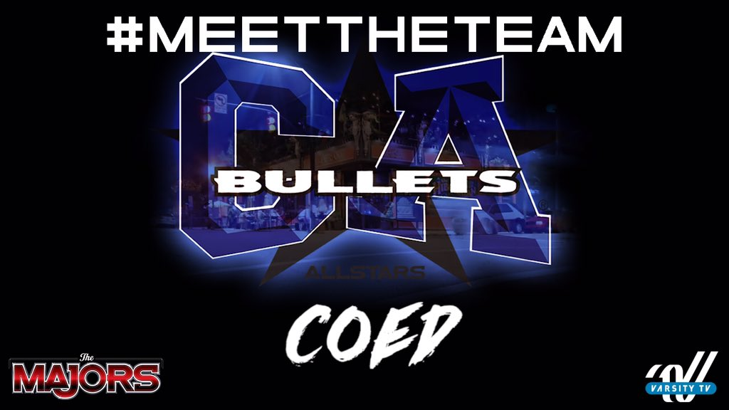 It&#39;s a little cold in Indy, but Cali Coed will surely heat things up!  #MAJORS17 @TheCaliAllStars #MeetTheTeam    https:// tv.varsity.com/video/1060279- meet-the-majors-california-allstars-cali-coed &nbsp; … <br>http://pic.twitter.com/vFKcs5VjgX