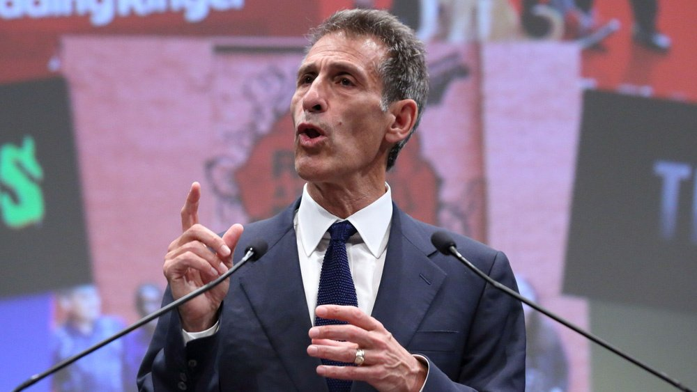 Michael Lynton Exits Sony Pictures Entertainment to Become Chair of Snapchat https://t.co/VvbUe4Pkzf https://t.co/CVANQSCooq