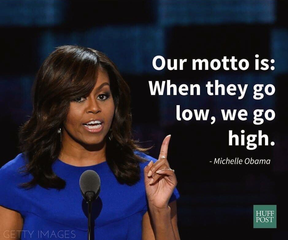 Republicans on #RulesForWomensMarch Are Going Low... Really Low... #TheResistance Will Fight For #WeThePeople By Going High... #ThanksObama<br>http://pic.twitter.com/QDXfNxyD8K