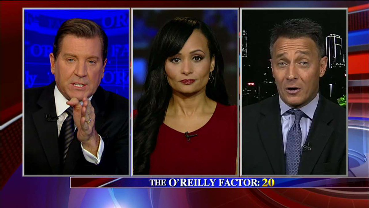 """.@ericbolling: """"Kate Steinle is dead. Ask that family if there&#39;s a sanctuary city."""" #oreillyfactor <br>http://pic.twitter.com/j9NUjZh5zv"""