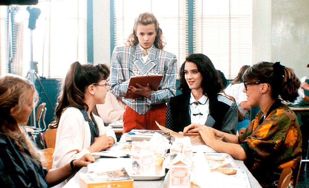 'Heathers' TV Series Reboot Greenlit at TV Land https://t.co/Mh1EoEHq8f https://t.co/JE2dRnsUmS