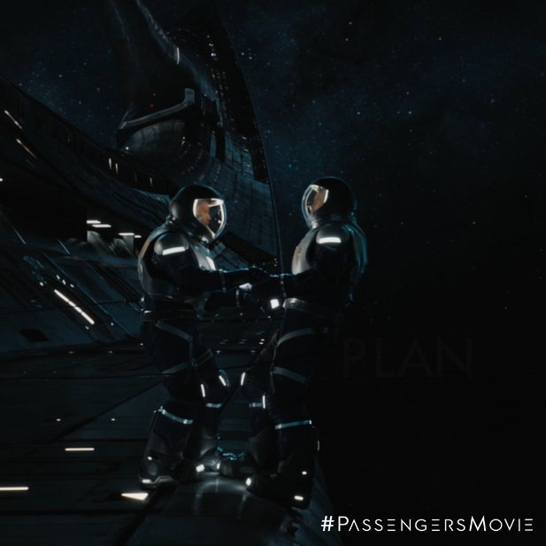 Plan your escape aboard the Starship Avalon with #PassengersMovie - see it today! 🚀 🚀 🚀 https://t.co/cpx0e5y3zj https://t.co/xfLrSNUo4q