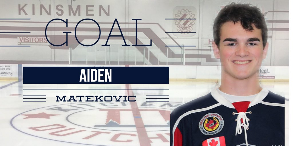 aiden matekovi1 Listowel turns on power to ground canes aiden matekovic and matthew tolton assisted on the goal getting a goal apiece for listowel were max coyle, caleb warren, danny skinner and jakob lee chayse herrfort.