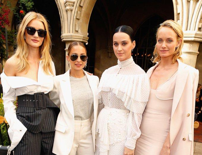 2016 CFDA/Vogue Fashion Fund Fashion Show and Tea: 15 Best-Dressed Stars: Katy Perry, Ciara, Kristen Stewart, Rosie Huntington-Whiteley