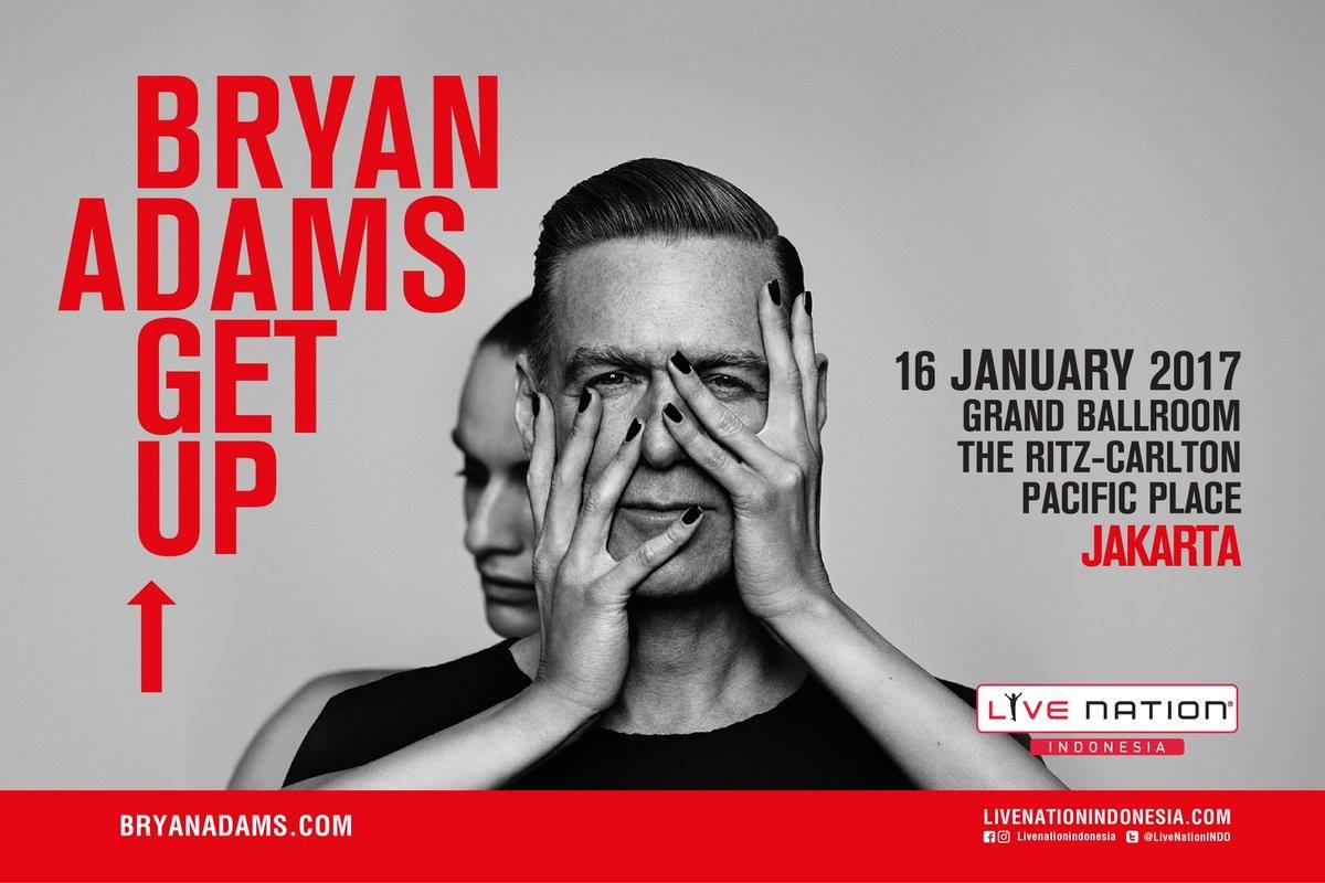 Trivia quiz: Dapatkan kesempatan Meet & Greet dengan Bryan Adams! Cek Instagram kami dan @LiveNationINDO untuk cara lebih lanjut. https://t.co/prb8EcG9qD