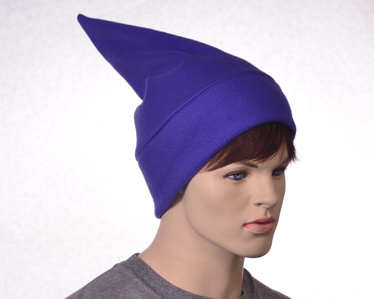 Purple Short Elf Hat Stocking Cap Adult Women Mens Beanie Purple Gnome H… https://t.co/NL5Tx3nlo0 #Etsy #AdultElfHat https://t.co/Of7vWjpzN8