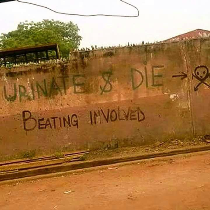 Nigerian Graffiti https://t.co/MdcbYMARLa