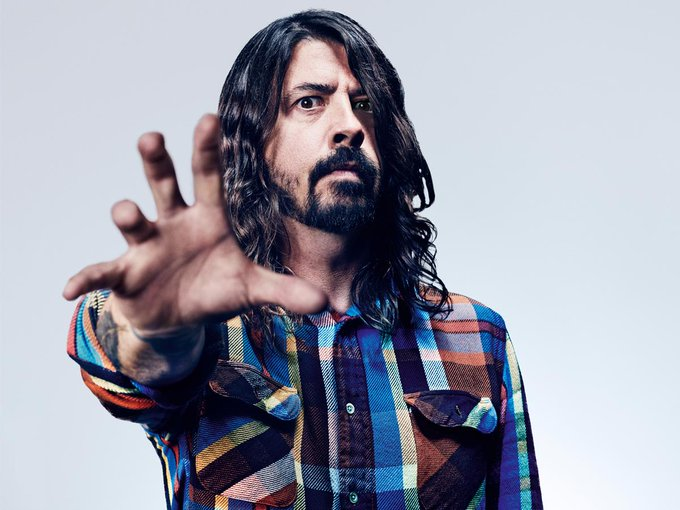 Happy Birthday to rock musician Dave Grohl - 48 today!