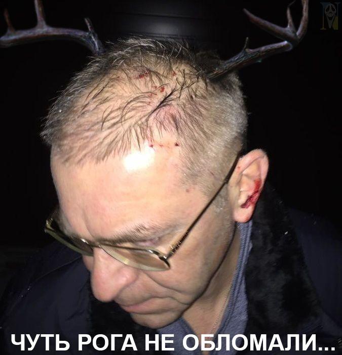Пашинский: С тех пор, как стало известно, что ФСБ готовила мое похищение, я нахожусь под охраной или со своим пистолетом - Цензор.НЕТ 5433