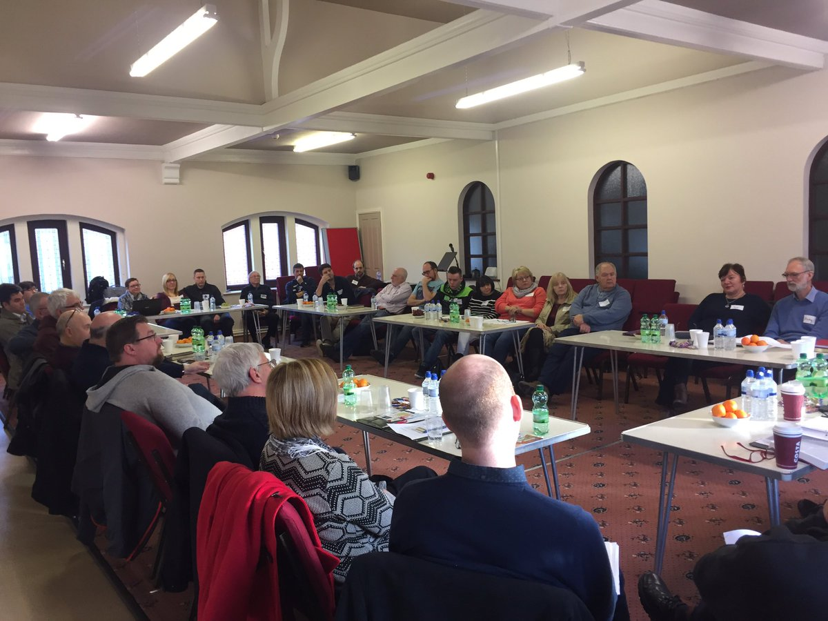 36 leaders from 19 churches in Wales are planning together. #united #wales #TogetherStronger <br>http://pic.twitter.com/5t8Nv9jPRq