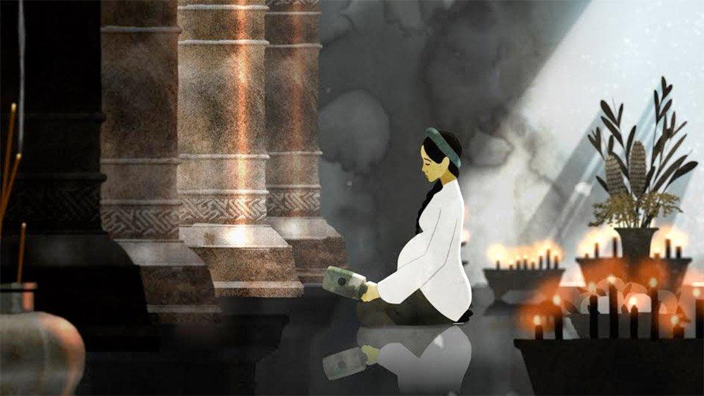 A voir ou revoir le magnifique court d&#39;animation &quot;Sous tes doigts&quot; shortlisté pour les #Oscars  https:// goo.gl/8eHng7  &nbsp;   #vietnam #Indochine<br>http://pic.twitter.com/x1NX8UBbl7