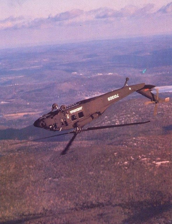 IMAGE: Turkish Black Hawk helicopter being flown upside-down in 1990 h...