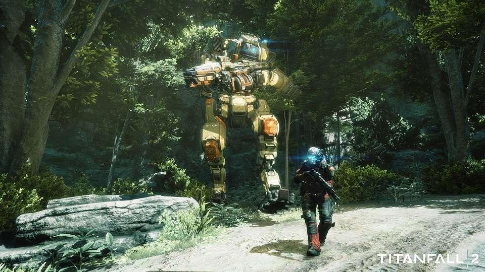 Titanfall 2 présente son second DLC gratuit