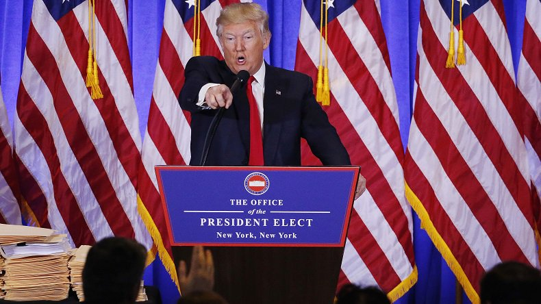 #Trump se dit prêt à abandonner les #sanctions contre la #Russie et revoir la situation de #taiwan  https:// francais.rt.com/international/ 32295-trump-se-dit-pret-abandonner-sanctions-contre-russie-et-la-politique-one-china-avec-pekin &nbsp; … <br>http://pic.twitter.com/3bd19KQrcK