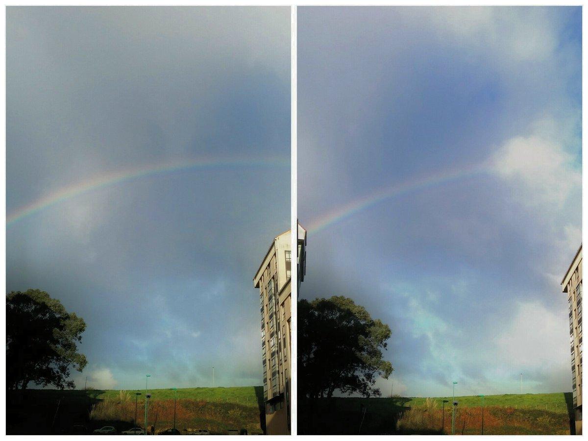 #Coruña #RainBow #Enero # ArcoIris  <br>http://pic.twitter.com/MhT1tr3m5f