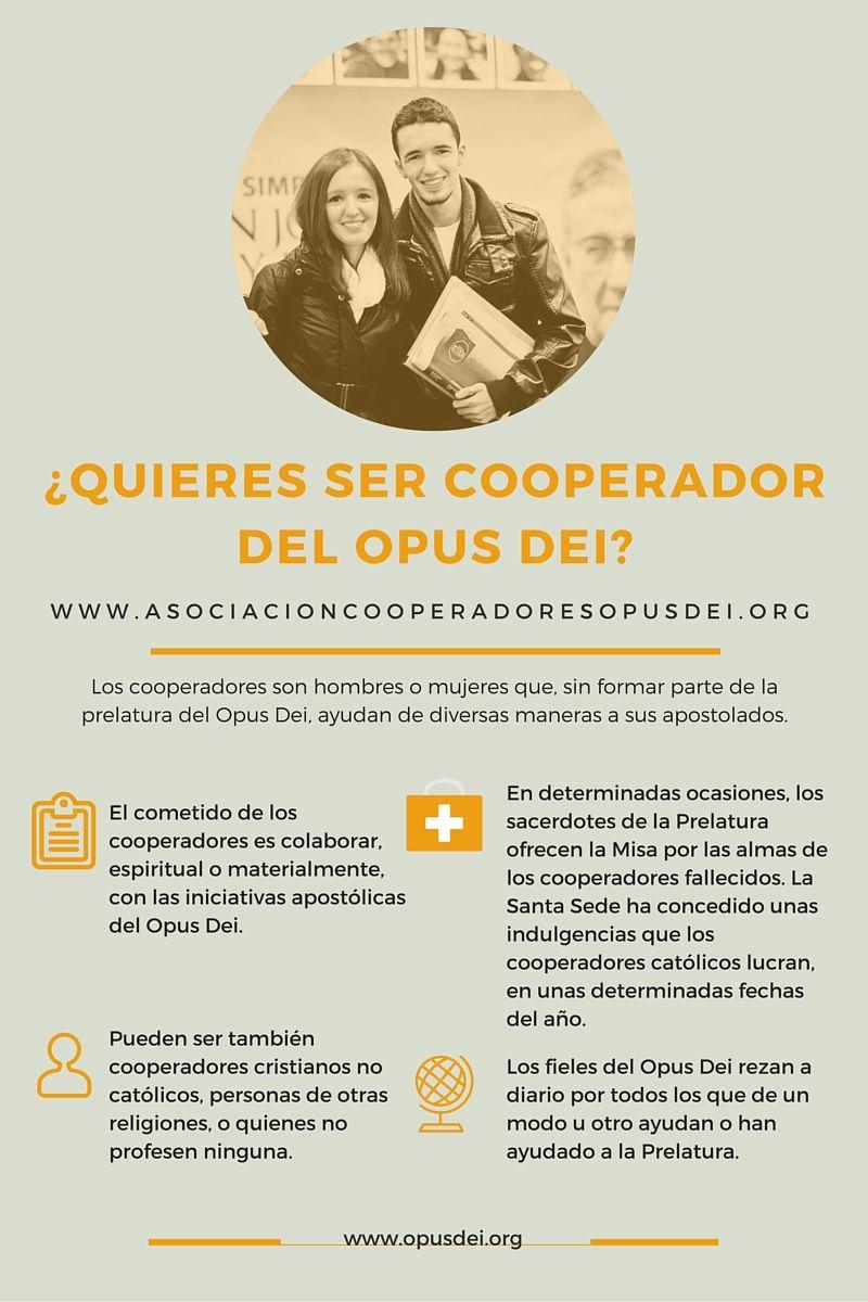 """Opus Dei (España) على تويتر: """"¿Qué beneficios reciben los cooperadores del  Opus Dei? https://t.co/M0OWWHarzw… """""""