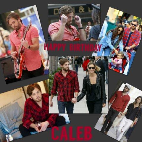Happy Birthday Caleb Followill