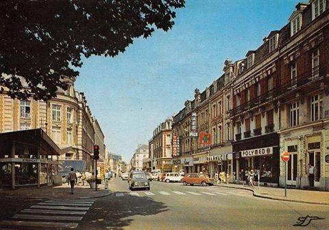 Bon week-end #Arras avec ces deux clichés rétro des rues Gambetta et Ronville  <br>http://pic.twitter.com/7DO4E9jqE5