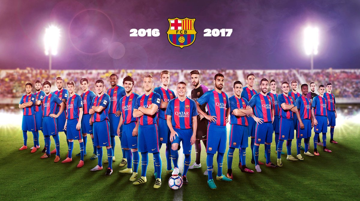 Team fc barcelona 2017 187 ideas home design