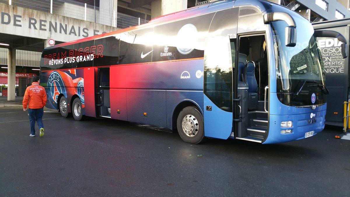 """Résultat de recherche d'images pour """"Bus PSG"""""""