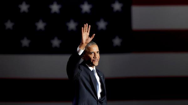 (France TV Info):#Barack et #Michelle Obama : le couple présidentiel fait ses adieux :..  http://www. titrespresse.com/article/102781 01612/barack-michelle-obama-couple-presidentiel-adieux &nbsp; … <br>http://pic.twitter.com/YiALNtEl2Z