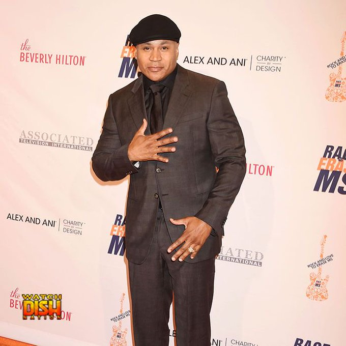 Happy 49th birthday to LL Cool J