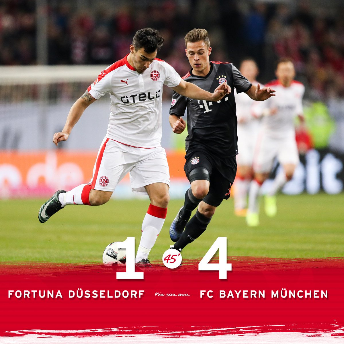 Zweites Spiel des Jahres - Zweiter Sieg des Jahres! #TelekomCup https:...