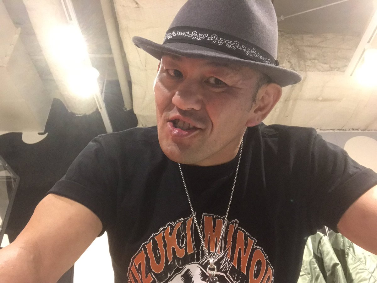 """""""Mi actitud arrogante e irreverente probablemente nunca va a cambiar"""": Minoru Suzuki 4"""