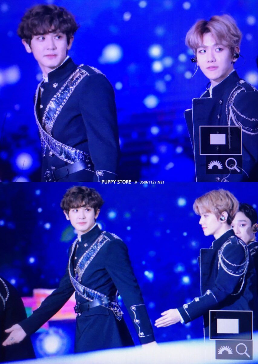[PREVIEW] 170114 #Chanyeol #Baekhyun #ChanBaek @ The 31st Golden Disk Awards  cr. puppystore <br>http://pic.twitter.com/oemBKTk3Uu