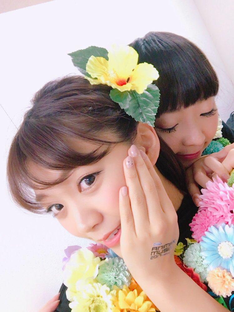 今日はミルキィで初めてのANIMAX MUSIXでした!そして、初めての大阪城ホール!とーーっても楽しさMAX💕でした(*^ω^*)ありがとう💕#ミルキィ #ANIMAX #みる百合 #営業百合 pic.twitter.com/rsWswwbAYo