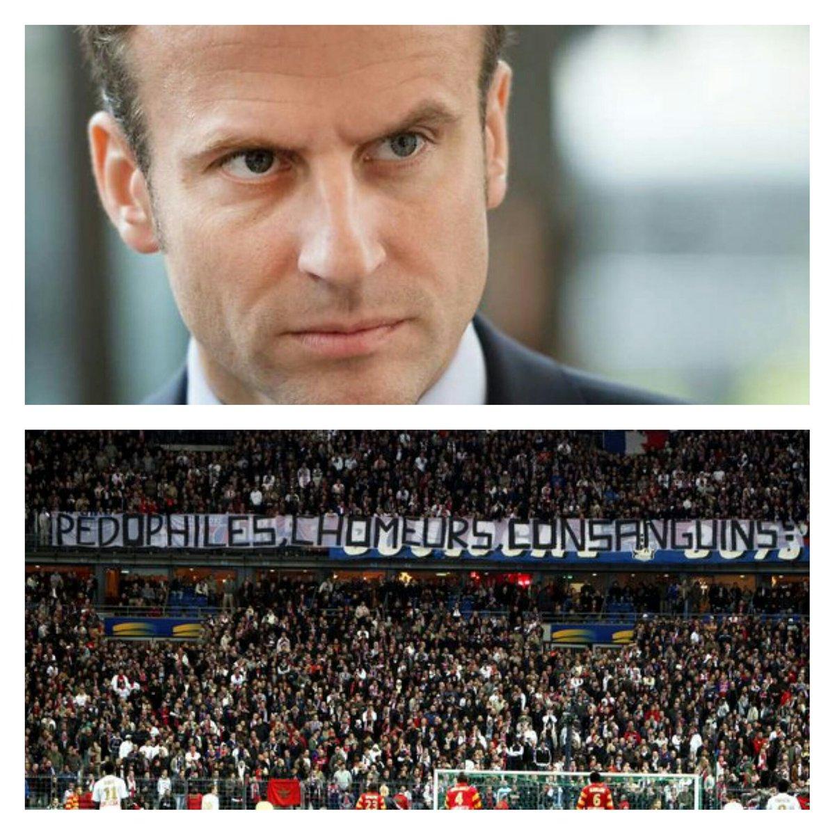 &quot;Alcoolisme et tabagisme&quot;, voilà comment #Macron décrit la population du Pas-de-Calais.  On avait pas fait pire depuis la banderole du PSG <br>http://pic.twitter.com/m9kQ2vIqQf