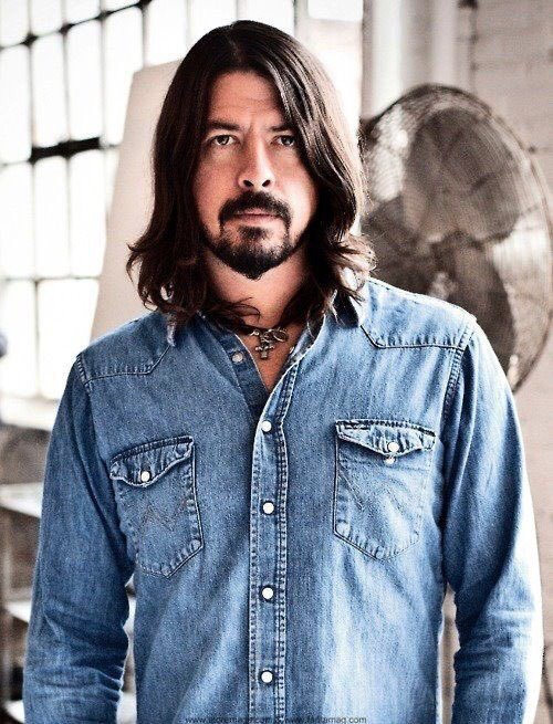 ·.·´¯`·.·   Happy Birthday to Dave Grohl   ·.·´¯`·.·