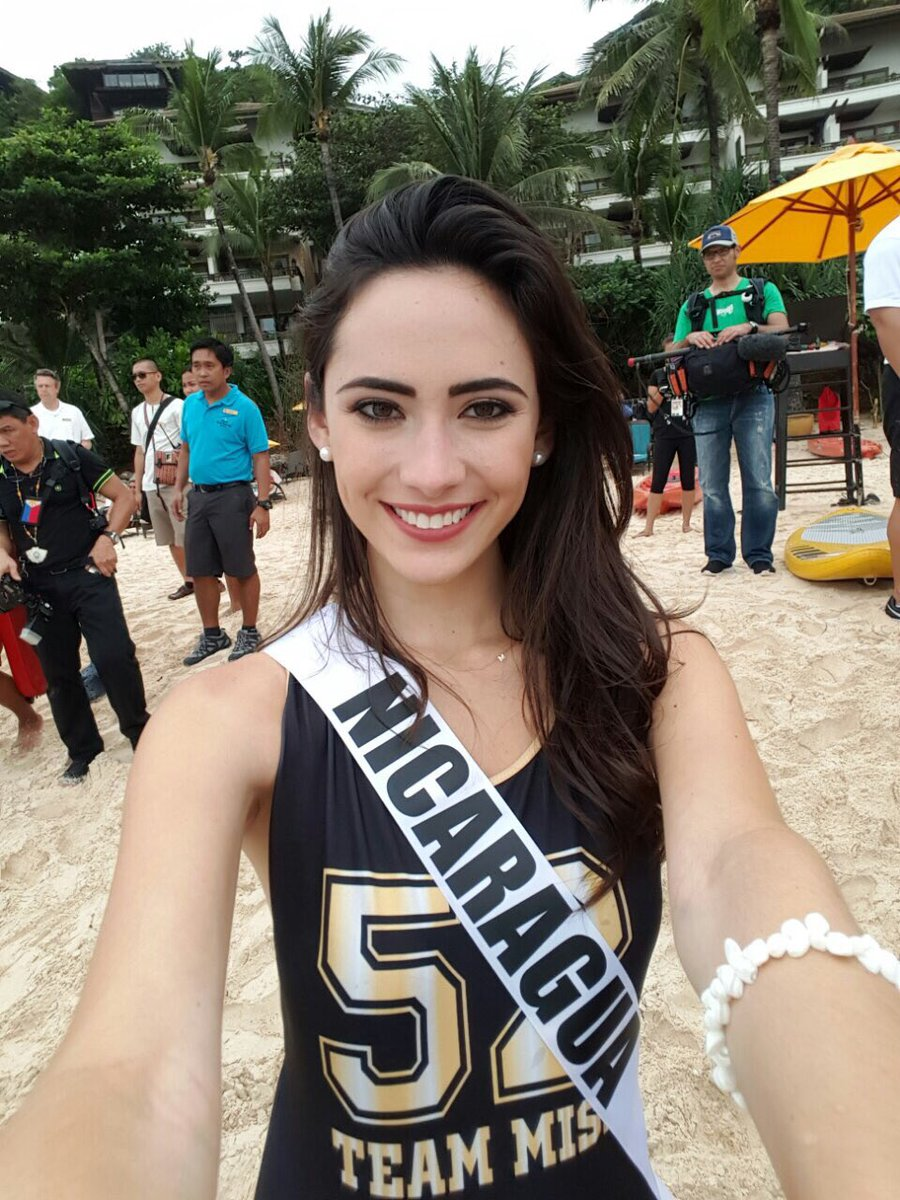 Nicaragua girl