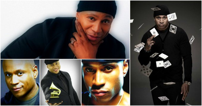 Happy Birthday to LL Cool J (born January 14, 1968)