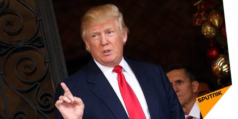 #Trump évoque une possible levée des #sanctions antirusses  http:// sptnkne.ws/dpG5  &nbsp;   #EtatsUnis #Russie<br>http://pic.twitter.com/WcjHWqGy4j